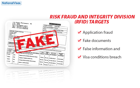 "RFID enforces ""integrity"" criterion to check visa applications for fraud"
