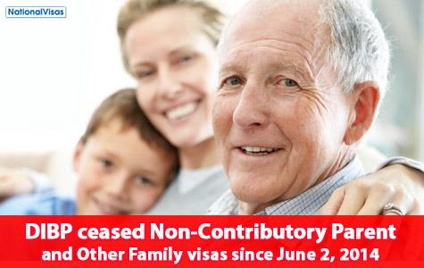DIBP refocuses family migration to close family reunions
