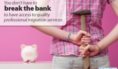 Professional migration advice on a budget – our Visa Advantage Service