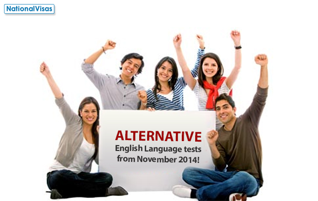 Alternative English Language Tests For Visa Applications