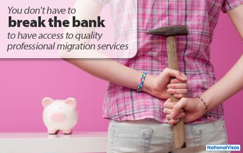 One of our best-value budget migration assistance services is the Visa Advantage Service.