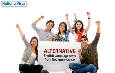 Alternative English Language tests for visa applications in Australia