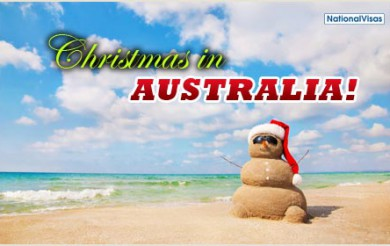 Visitor Visa applications for the Christmas and New Year period. Lodge your application now to avoid disappointment.