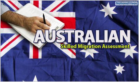 Australia Migrant